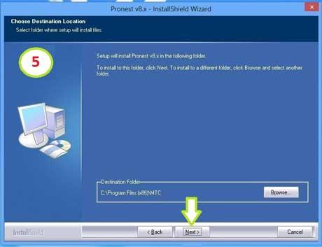 سیستم عامل مورد نیاز برای نصب نرم افزار پرونست ProNest - مهندس گرام