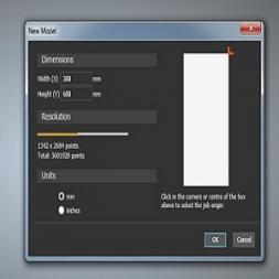 آموزش ایجاد پروژه جدید در نرم افزار آرتکم artcam